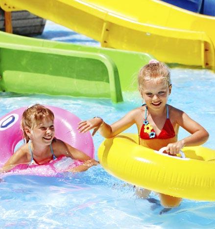 Outdoor Swimming Pool at Marietta Hotel